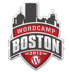 WordCamp Boston starts tomorrow!