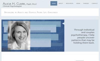 Alicia H. Clark, Psyd
