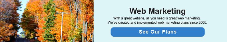 Web Marketing Ad