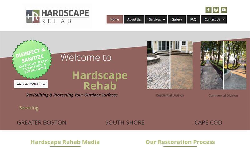 Hardscap Rehab