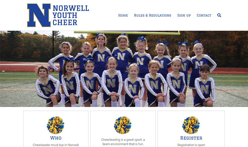 Norwell Youth Cheer